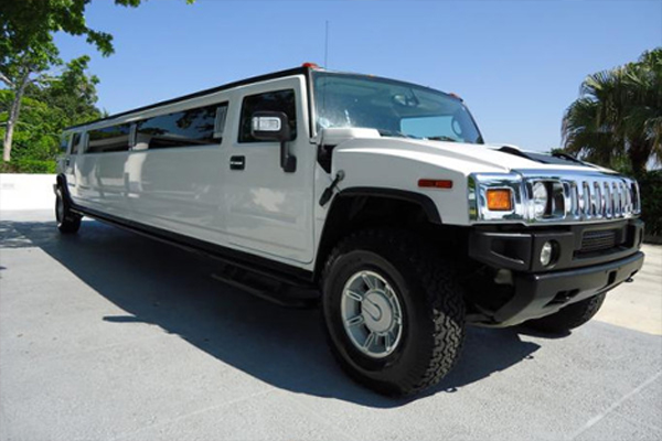 14 Person Hummer New Orleans Limo Rental