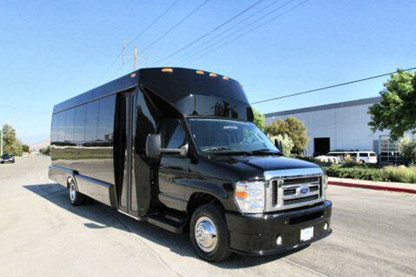 20 Person Party Bus New Orleans