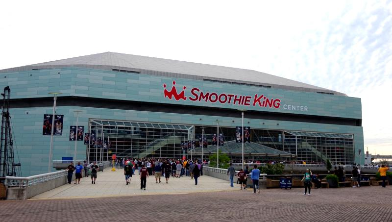Limo Service Smoothie King Center